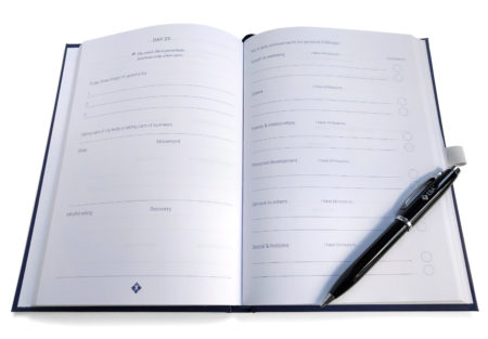 Progress Journal by EBA